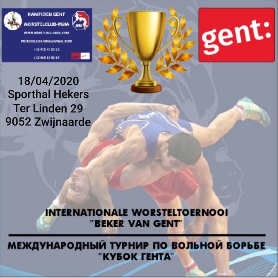 Beker Van Gent @ Sporthal Hekers